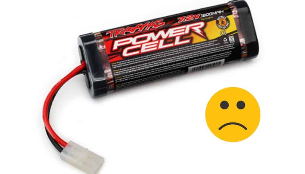Why My Traxxas Battery Won't Charge?