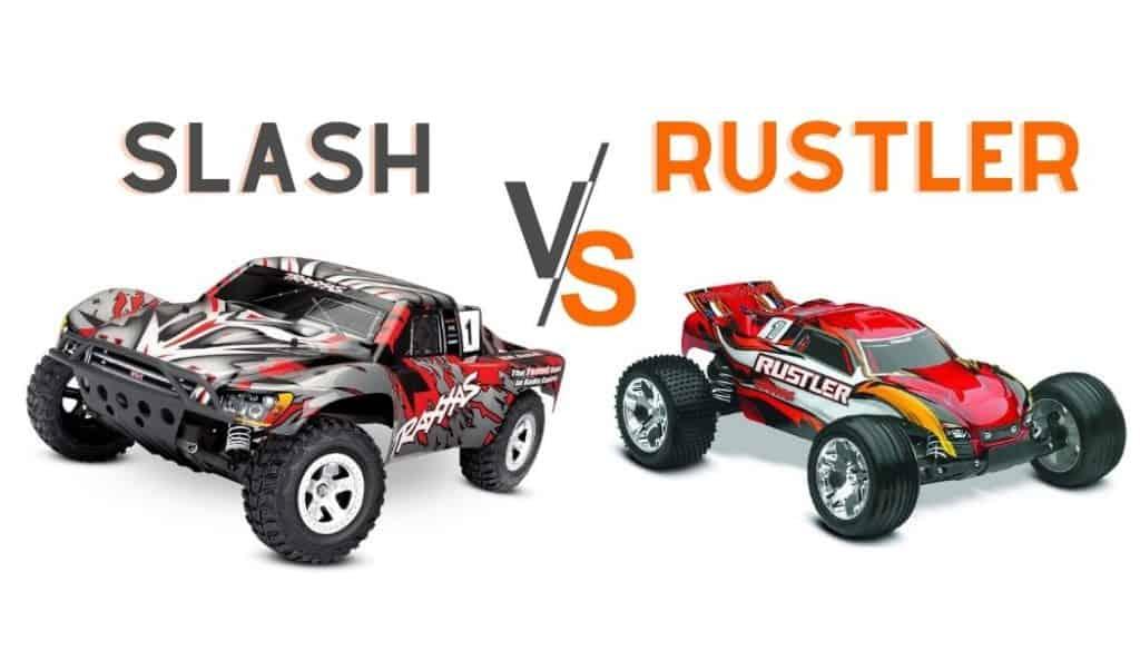 Traxxas Slash or Rustler