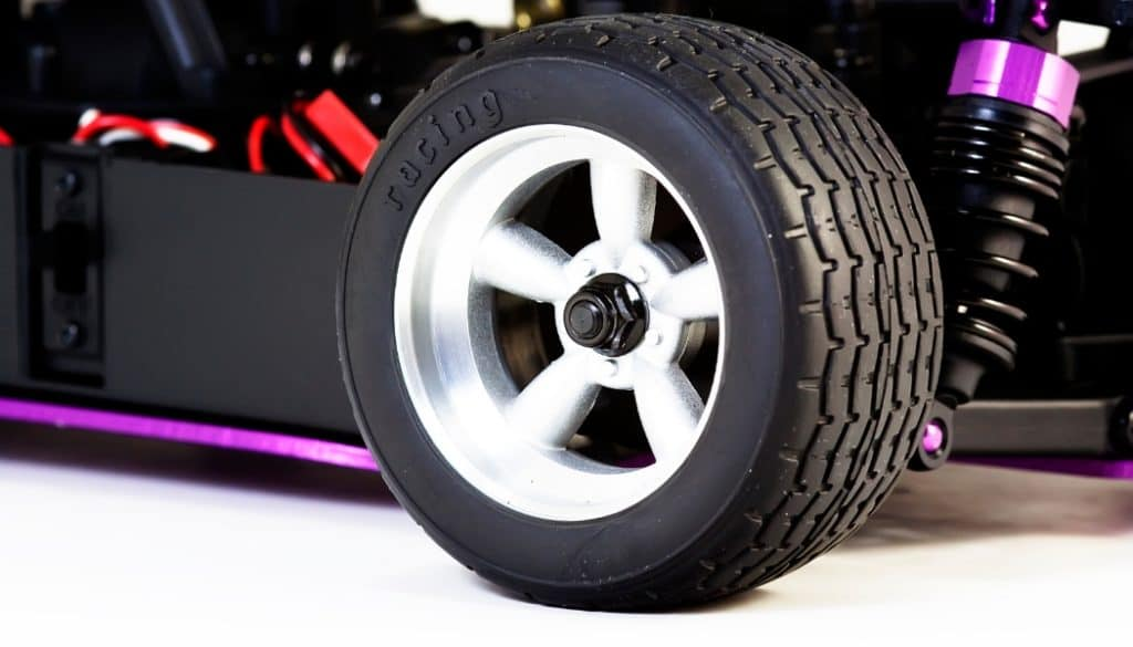 How To Measure RC Tires