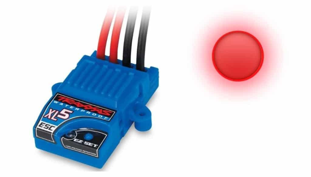 Why Is My Traxxas ESC Blinking Red?