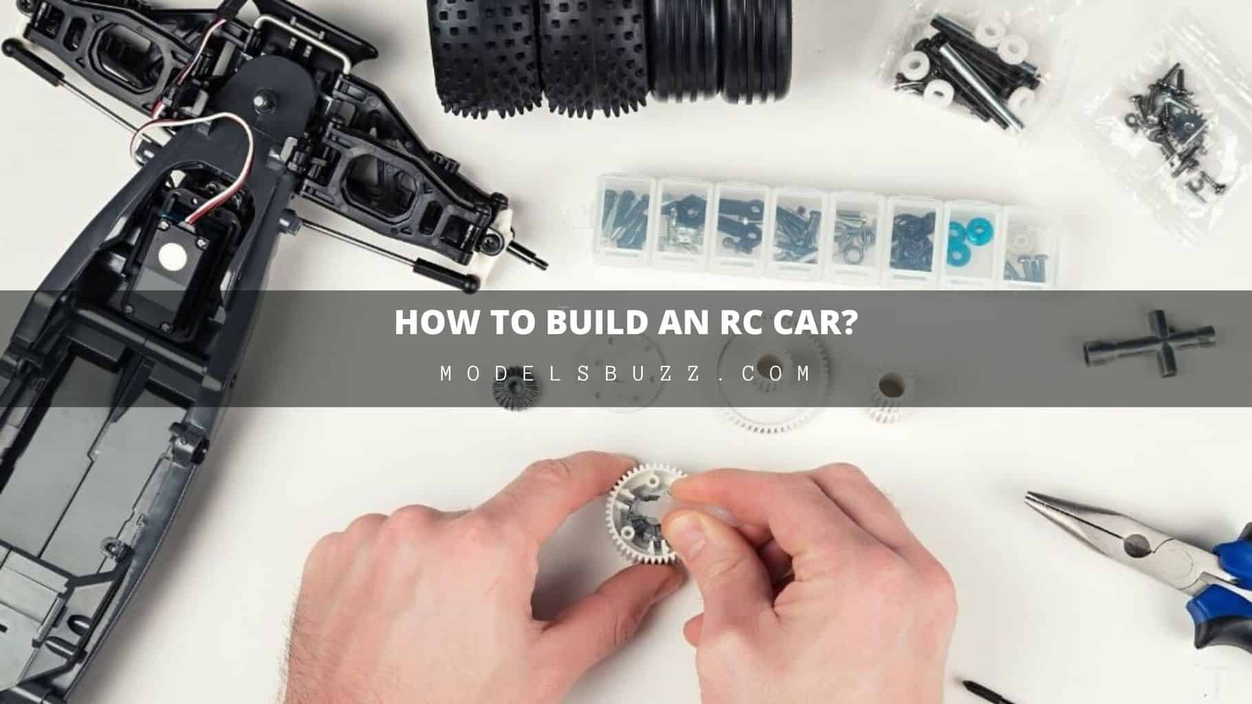 ild an RC Car From Scratch