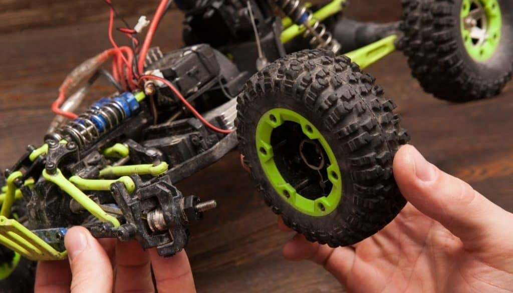 How To Make RC Tires Softer