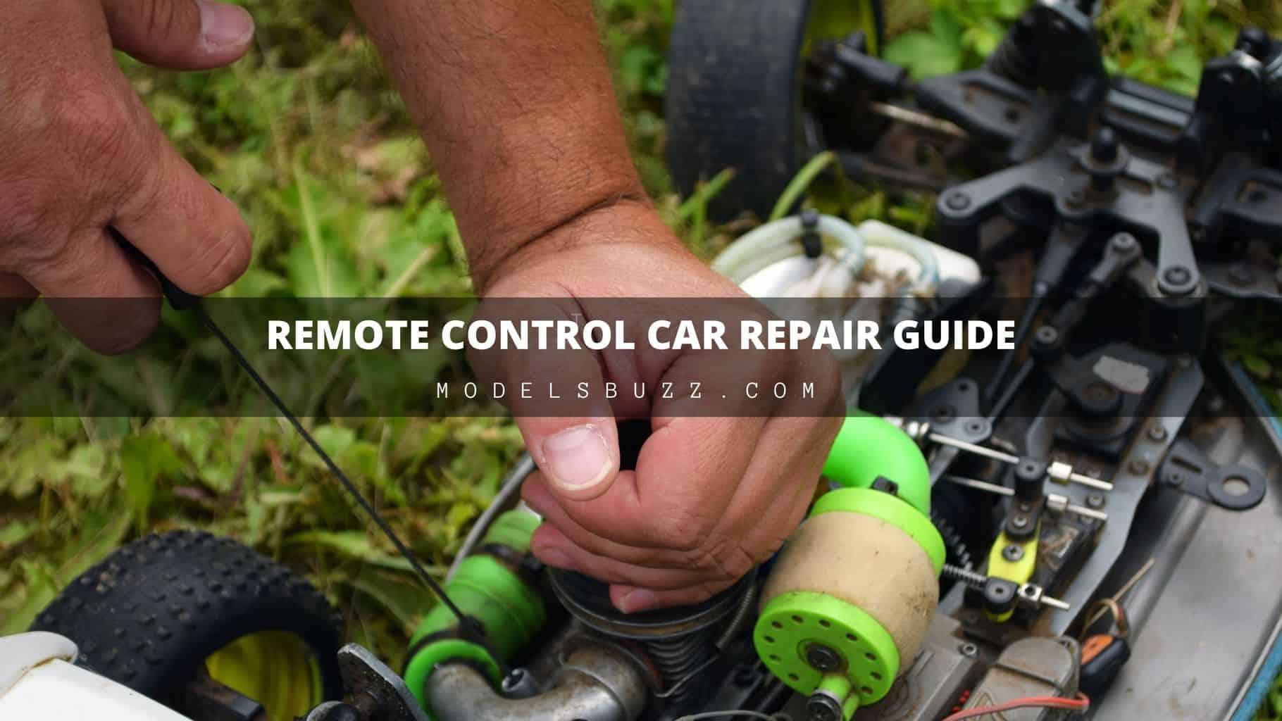 RC Car Repair Guide