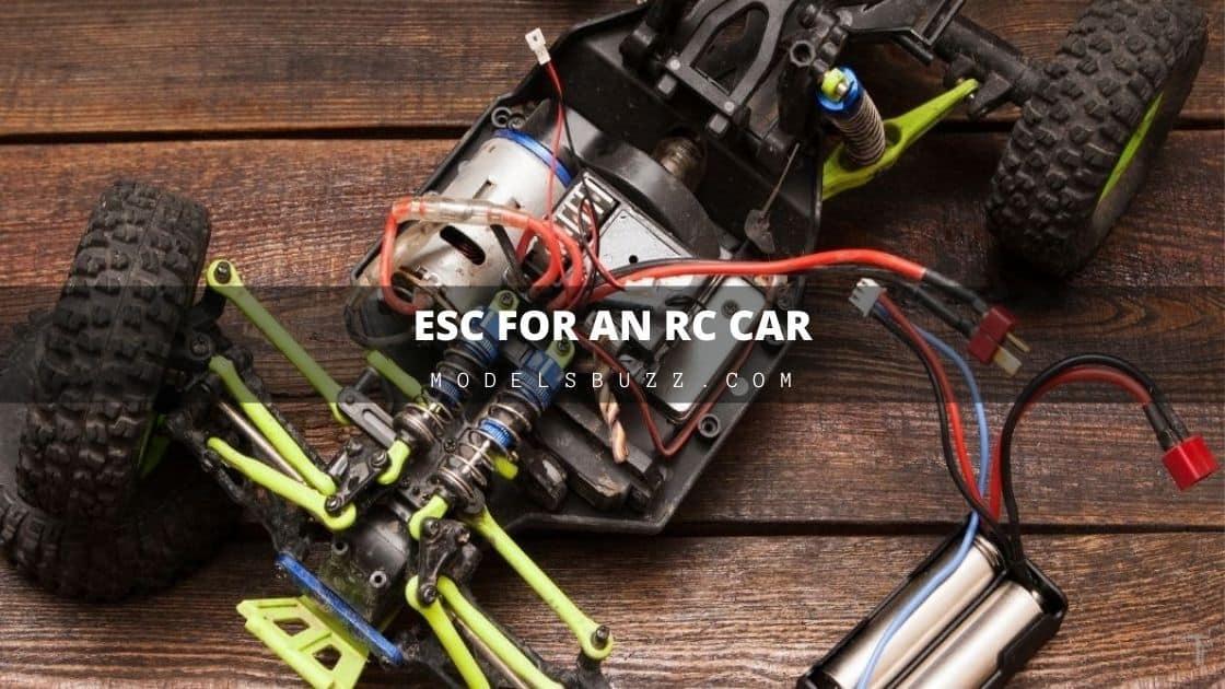ESC for an RC Car